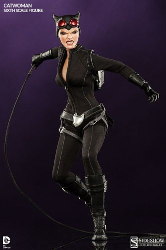 Sideshow DC Comics Catwoman 1/6 Scale 12