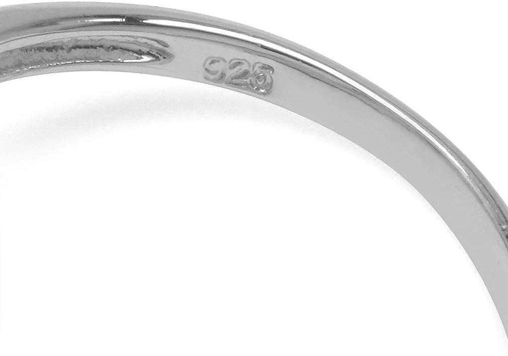 Silvershake Natural Moonstone Cabochon Amethyst and Peridot 925 Sterling Silver Ribbon Knot Weave Ring