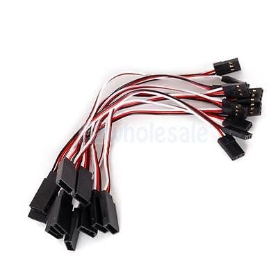 o Extension Leads Wires Cable Plug Kit for RC Helicopter Car ()