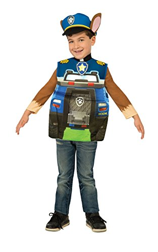 Rubie's Costume Paw Patrol 3D Chase Child Costume, Small