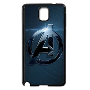 The Avengers Logo Samsung Galaxy Note 3 Cell Phone Case Black F2928796