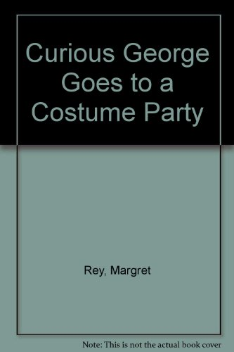 Curious George Goes to a Costume Party (Halloween Costumes Canada)