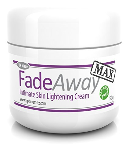 FadeAway MAX Intimate Skin Lightening Cream DOUBLE STRENGTH - Paraben and...