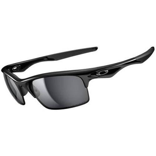 Polished black with black iridium polarized lens 9164-14