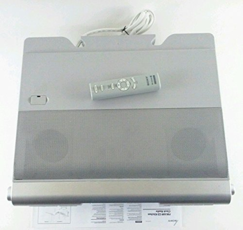 Sony Icfcdk Under Cabinet Kitchen Cd Clock Radio Reviews