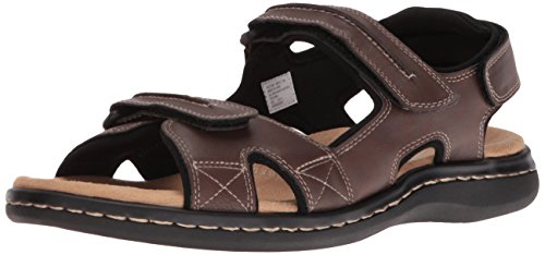 - Dockers Footwear Mens Shoe's NEWPAGE Sandals, Briar, 8 W US
