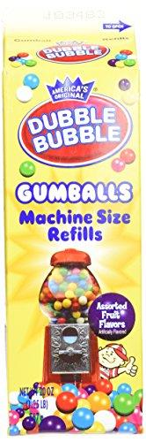 Dubble Bubble Gumballs, 20oz Carton ()