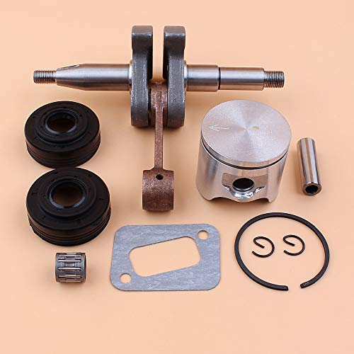 Laliva tools - Crank Shaft Oil Seal 42mm Piston Bearing Kit For Husqvarna 340 345 Gasoline Chainsaw Engine Motor Parts 503858071