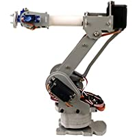 SainSmart 6-Axis Desktop Robototic Arm & Grippers