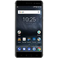 Nokia 6 - 32 GB - Unlocked (AT&T/T-Mobile) - Black -...