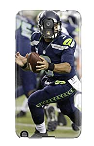 JakeNC Galaxy Note 3 Hybrid Tpu Case Cover Silicon Bumper Seattleeahawks