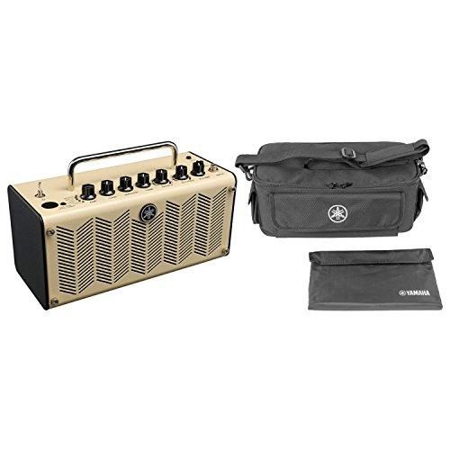 Yamaha THR5A ACOUSTIC 10-watt (5W+5W), Stereo Amplifier w/ Cubase AI6 and Gig Bag (Mic Condenser Yamaha)