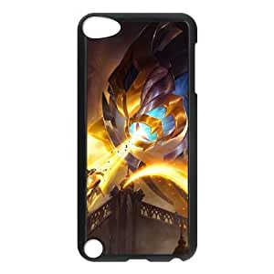 League of Legends Arclight iPod Touch 5 Case Black Exquisite gift (SA_615016)