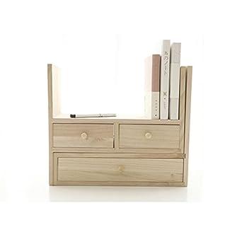 Amazon Com Hylrus Japanese Style Creative Woodydesktop Small