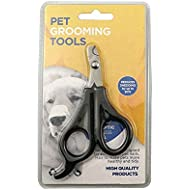 SunLifeU Cat and Dog Nail Clippers, Pet Claw Cutter for Small Animals, Pet Claw Scissors Trimmer for Tiny Dogs Cat Bunny Rabbit Birds Puppy, etc (Small)