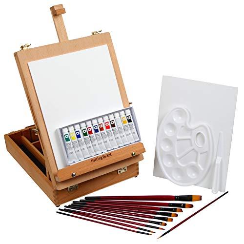 Falling Art Acrylic Painting Portable product image
