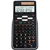 Sharp EL-531TGBBW Engineering/Scientific Calculator, Black