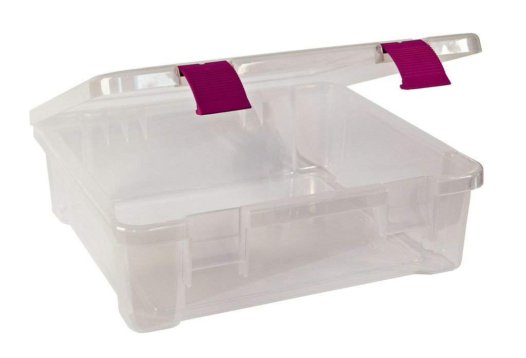 Creative Options File Tub Scrapbooking Storage Box (Limited Edition)