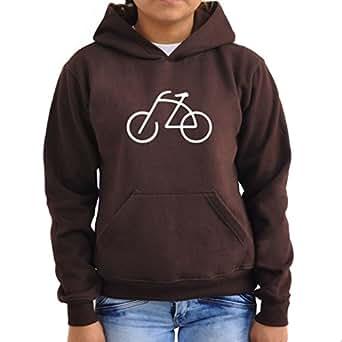 Racing Bike Women Hoodie