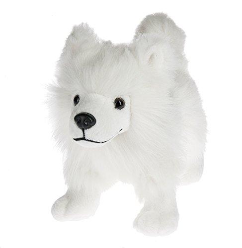 Webkinz Furry Eskimo Dog Plush
