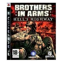 New Ubi Soft Brothers In Arms Hell Highway Playstation 3 Game Ntsc Pal Consoles 4X Dvd-Rom 4 Gb