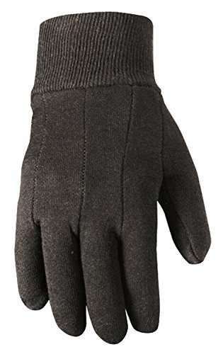 Wells Lamont Youth Work Gloves, Jersey Basic, Wearpower, Ages 5 to 8 (508C)