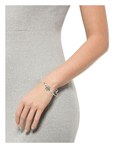 f3334e01527970 Alex and Ani Spiritual Armor Endless Knot Expandable Wire Bangle Bracelet,  7.75