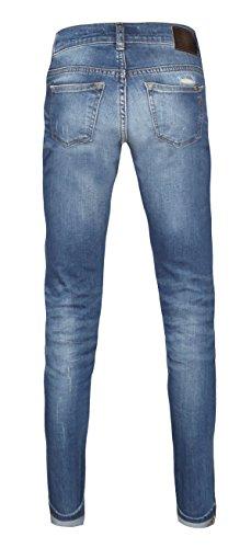 Blue W764 Jeans Unique Femme Taille Zhrill w4fpqFX4