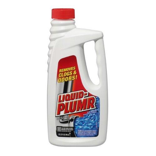 Clorox 00242 Liquid-Plumr Clog Remover