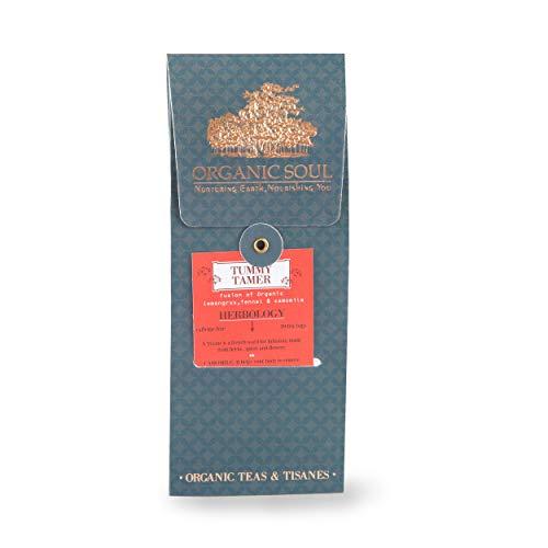 Organic Soul Tummy Tamer Herbal Tea, 36g ( 20 Tea Bags )
