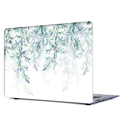 Onkuey MacBook Pro 15 Case 2018 2017 2016 Release A1990/A1707, Plastic Pattern Hard Shell Cover for Apple MacBook Pro 15