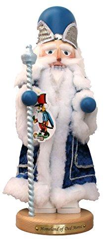 Steinbach Blue Russian Santa Claus 18