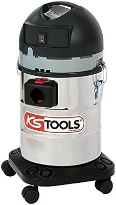 KS Tools 165.0505 aspirador agua/polvo 1100 W, 20 L: Amazon.es: Bricolaje y herramientas