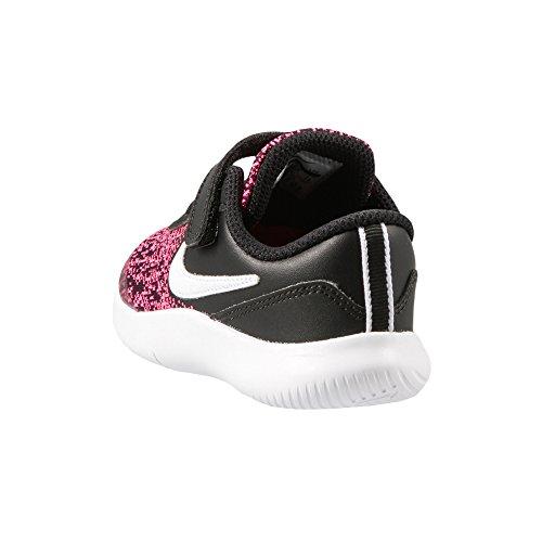 Nike NIKE FLEX Contact (TDV) Mädchen Laufschuhe Schwarz