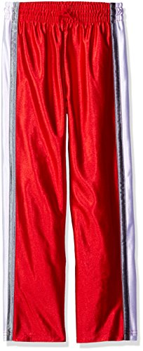Athletic Boys Pants (The Children's Place Big Boys' Dazzle Active Pant, Red Beatle, M)