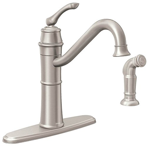 Moen 87999SRS Weatherly Collection Stainless
