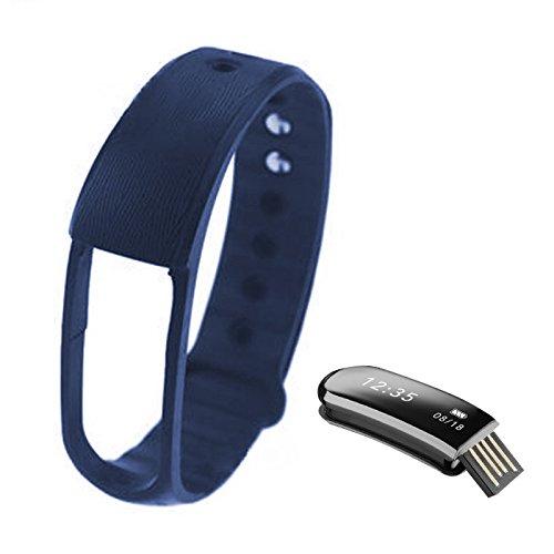 Amazon.com: AOLUNO Replacement Wristband Silicone Soft ...