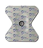Trivarion Iontophoresis Electrodes, Butterfly, 2.0CC, Box of 12