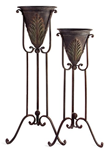 1157 2 Acanthus Stands Discontinued Manufacturer product image