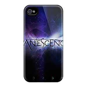 Iphone 4/4s Case Cover Evanescence Case - Eco-friendly Packaging
