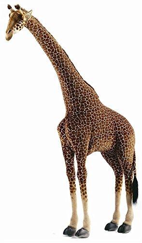Hansa Life Size Giraffe Stuffed -