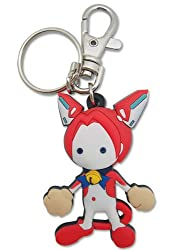 Great Eastern Entertainment Cat Planet Cuties Assist-a-roid Pvc Keychain
