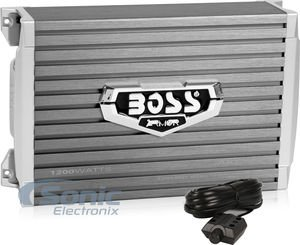 BOSS Audio Systems AR1200.2 2 Channel Car Amplifier - 1200 Watts