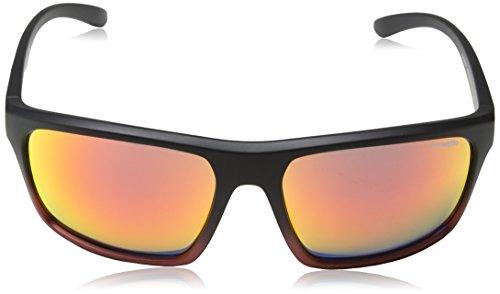Gafas Red Black para Shot Sol 61 Arnette Grad Sandbank de Hombre zqY5Uw5