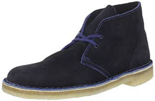 Clarks Men's Desert Boot,Navy Suede,12 M US (B0074D33JG) | Amazon price tracker / tracking, Amazon price history charts, Amazon price watches, Amazon price drop alerts