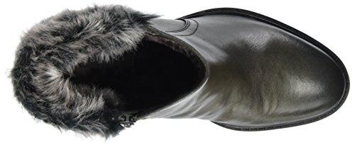 421320311000 Gris Botas Dark Grey para Mujer Bugatti FWUnwPqP
