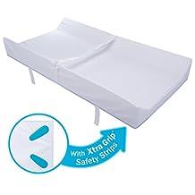 Munchkin Secure Grip Changing Pad, White