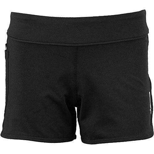 Jaco Women's Stamina Shorts - Black-Medium