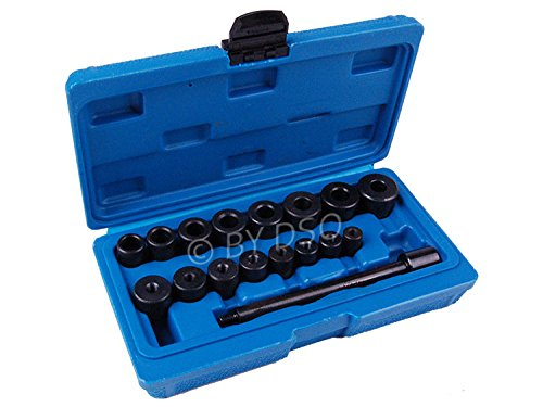 Professional 17 Pc Clutch Alignment Set AU042 Toolzone