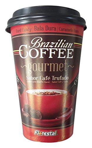 Brazilian Coffee Candy Gourmet Truffle Cup